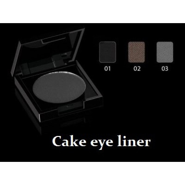 Cake Eye Liner Set 3 pcs