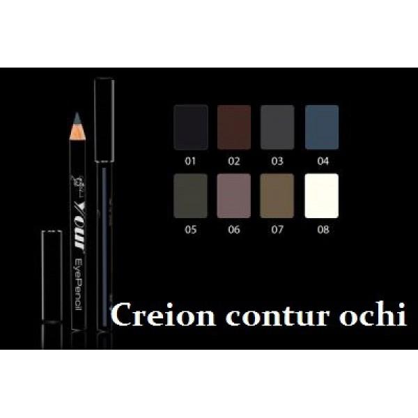 Creion Contur Ochi 3 g