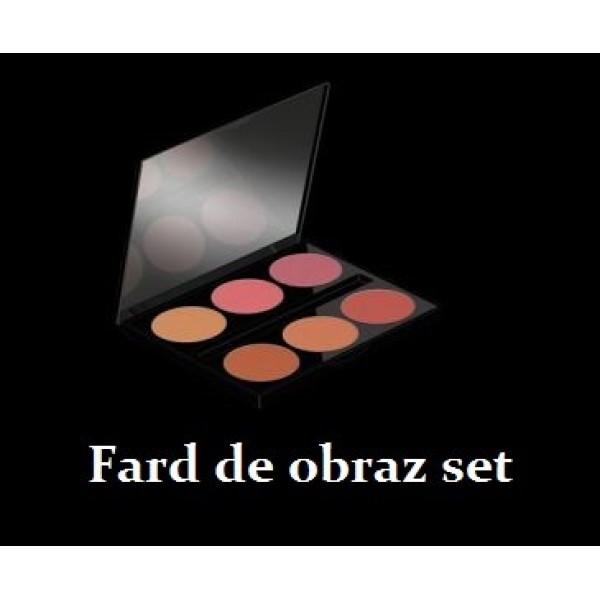 Fard de obraz set 6 pcs